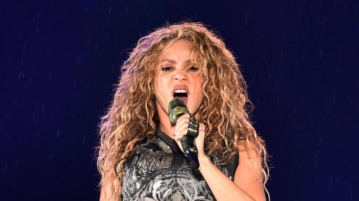 Shakira blanchie des accusations d'un artiste cubain — Accusation de plagiat