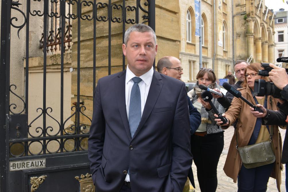 Fourny va également perdre son mayorat à Neufchâteau