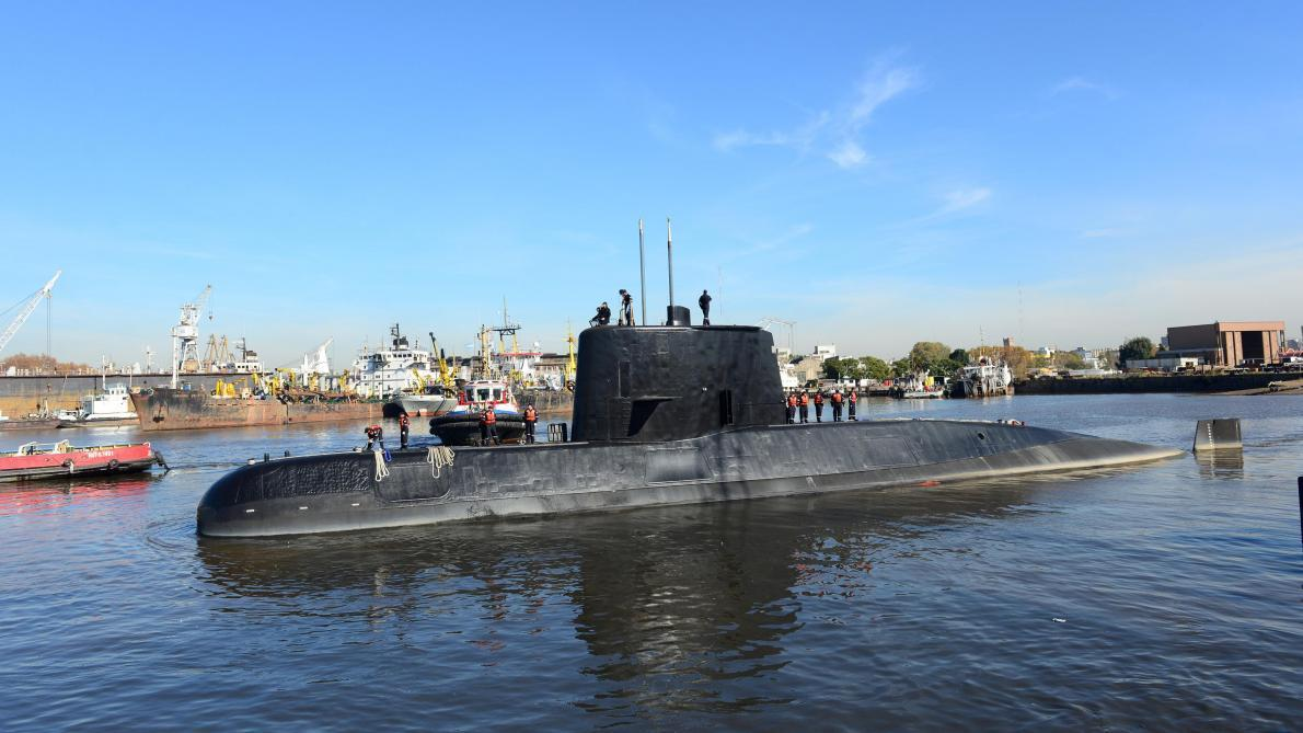 Naufrage sous-marin argentin : le manque de formation en cause