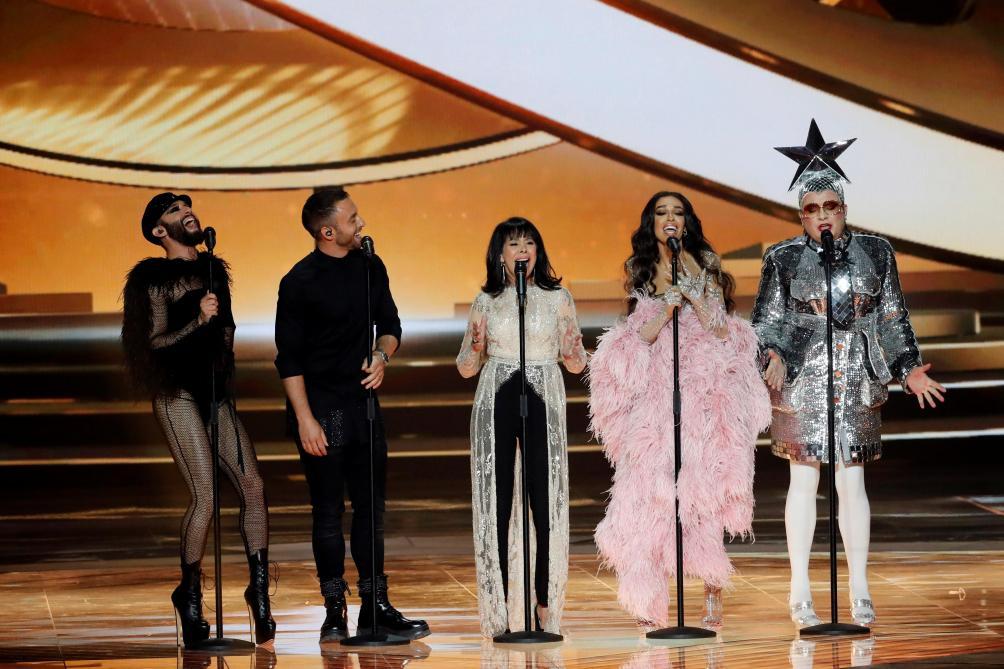 Les Pays-Bas et Duncan Laurence remportent le concours de l'Eurovision