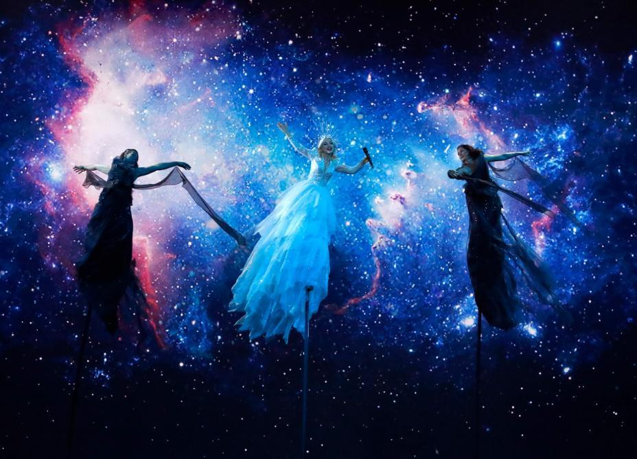 Le concours Eurovision en images