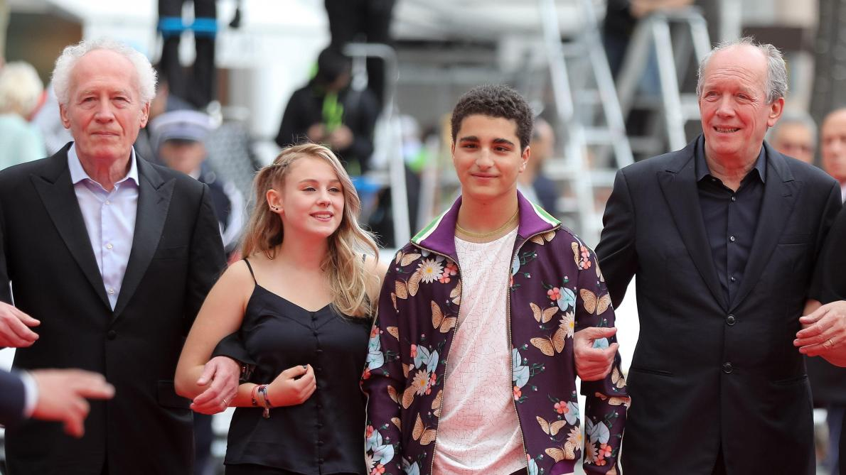 Les frères Dardenne et Nicolas Bedos en compétition — Festival de Cannes