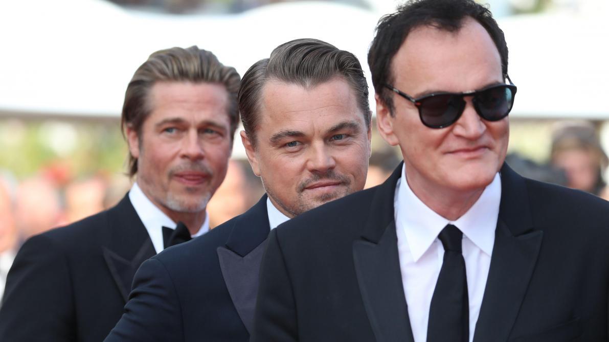 Le nouveau film de Tarantino se dévoile dans une bande-annonce — Cinéma