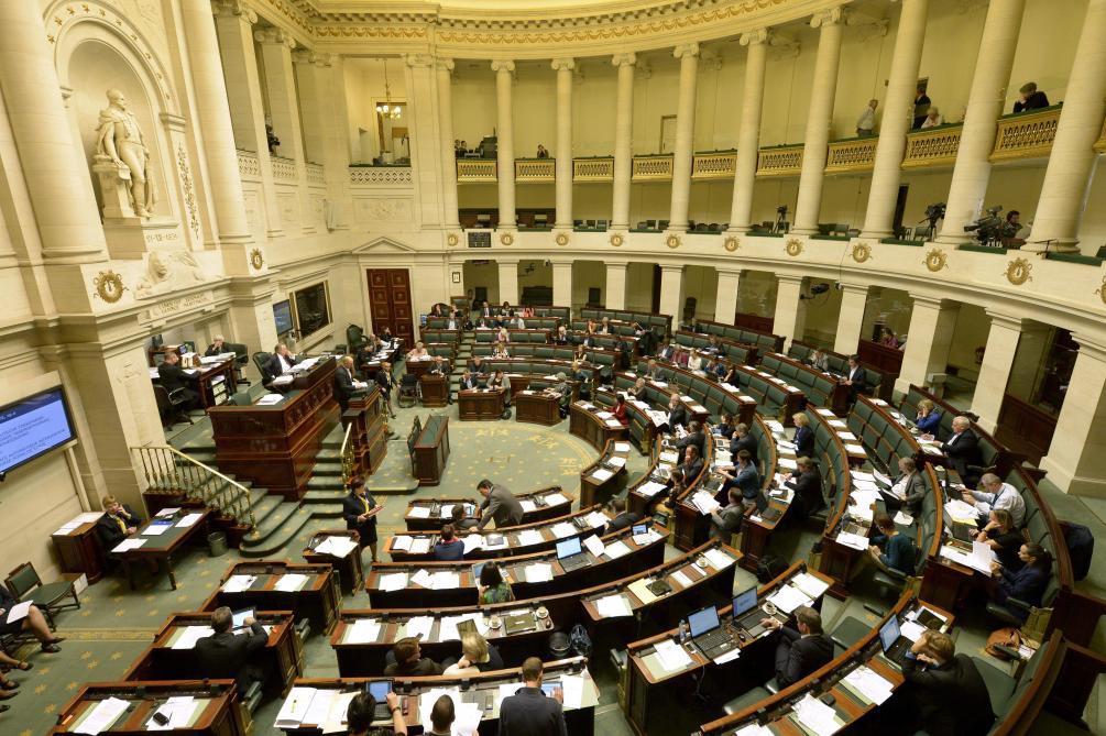 Chambre Des Deputes En Italie
