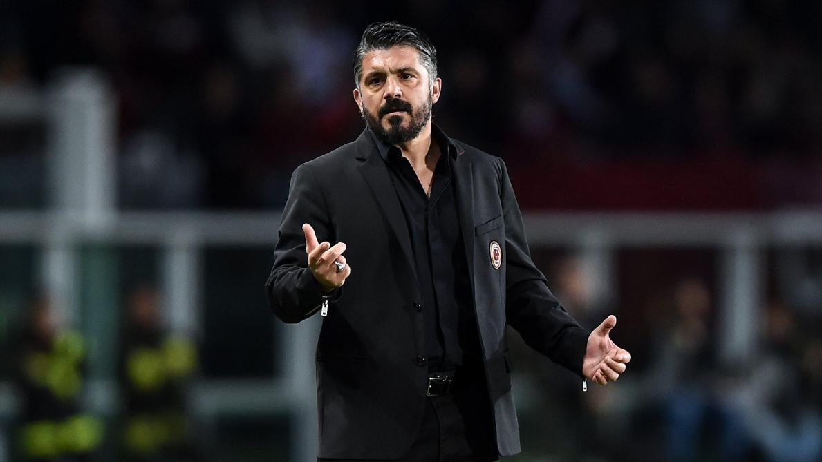 L'AC Milan se sépare de son entraîneur Gattuso et de son directeur sportif Leonardo