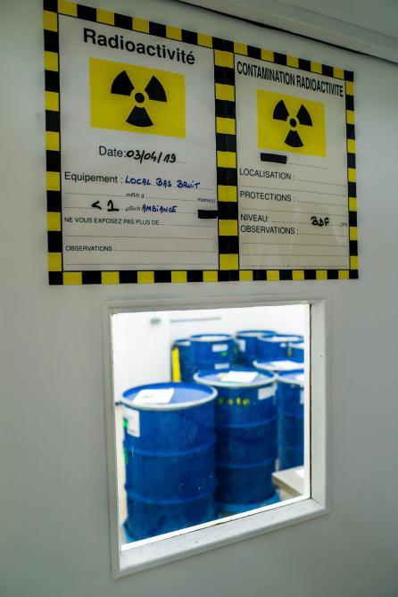 La dépollution d'un site nucléaire coûte 119 millions à la Wallonie