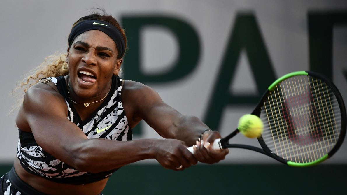 Serena Williams face aux limites de l'impossible — Roland-Garros