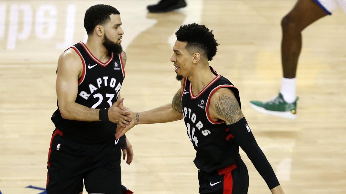 efd31f43f0d26 NBA: Toronto se ressaisit et reprend l'avantage face à Golden State ...