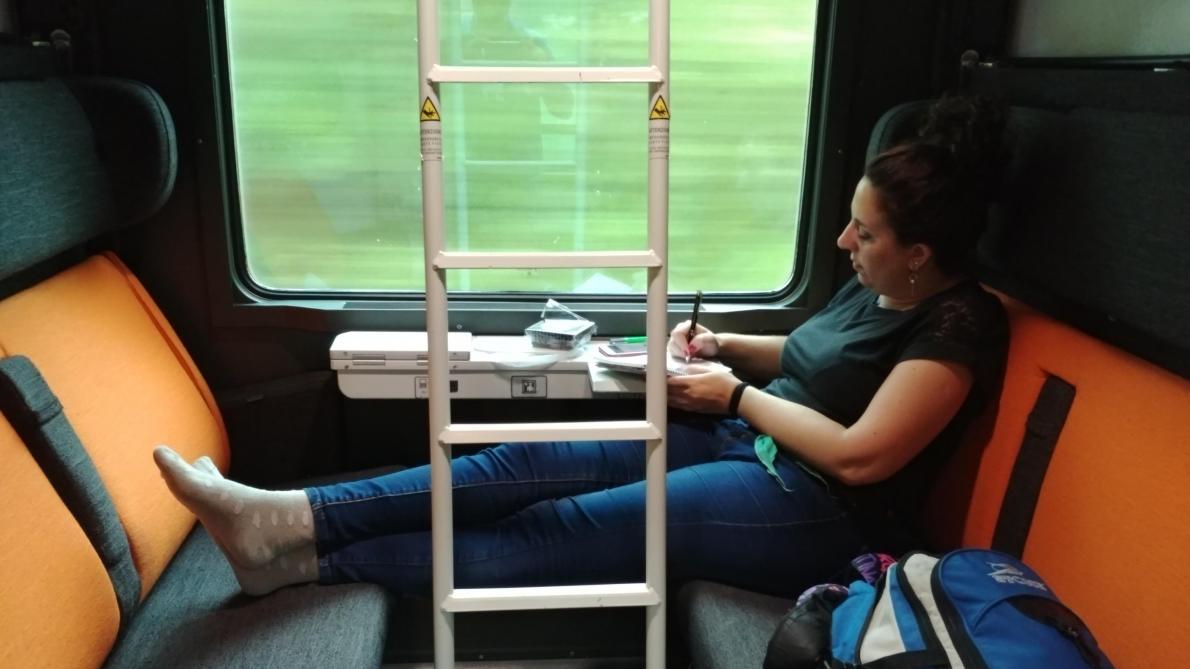 En Autriche, en Italie et en Suède, les trains de nuit comme alternative à l'avion