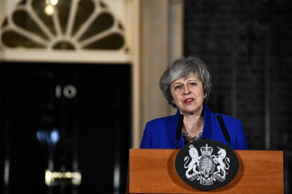 Les 5 bourdes de Theresa May — Brexit