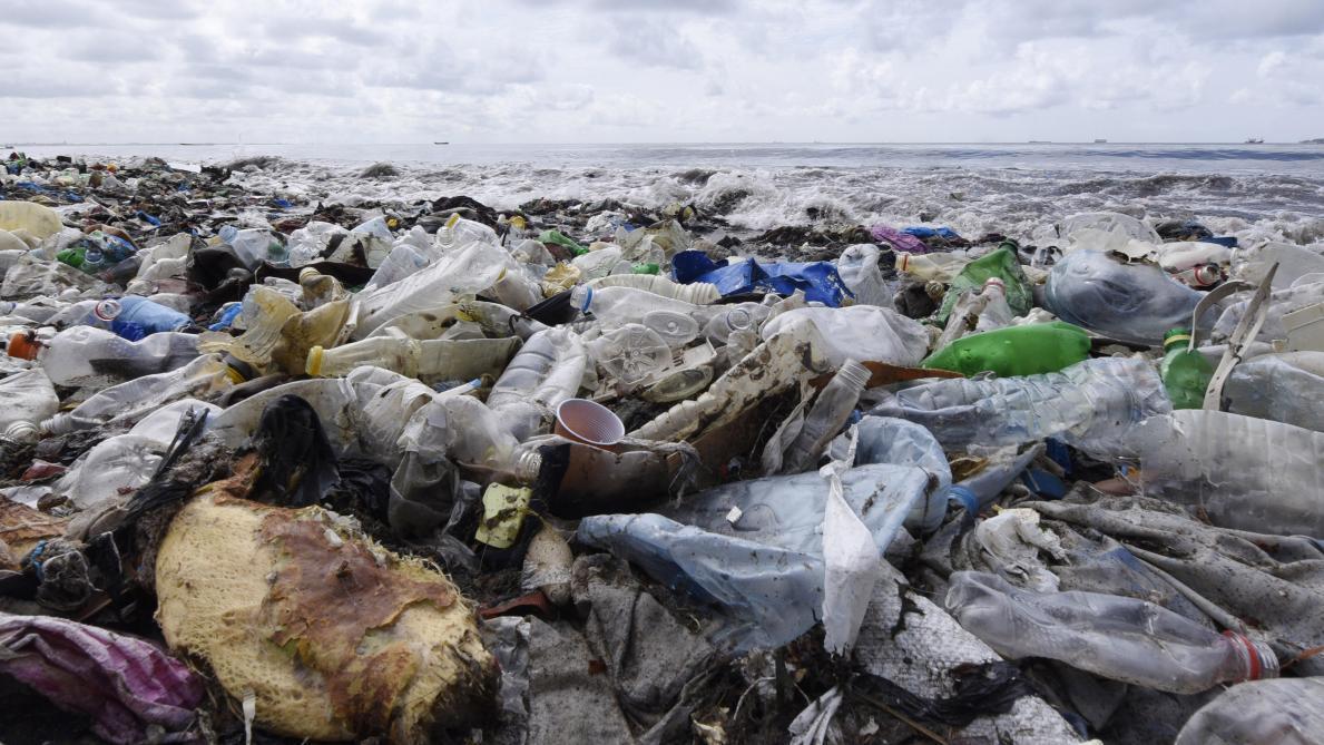 La France, premier pollueur en Méditerranée — Déchets plastiques