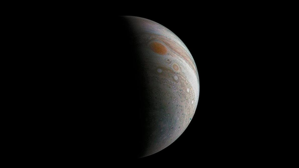 Jupiter et ses 4 lunes seront particulièrement bien visibles la semaine prochaine