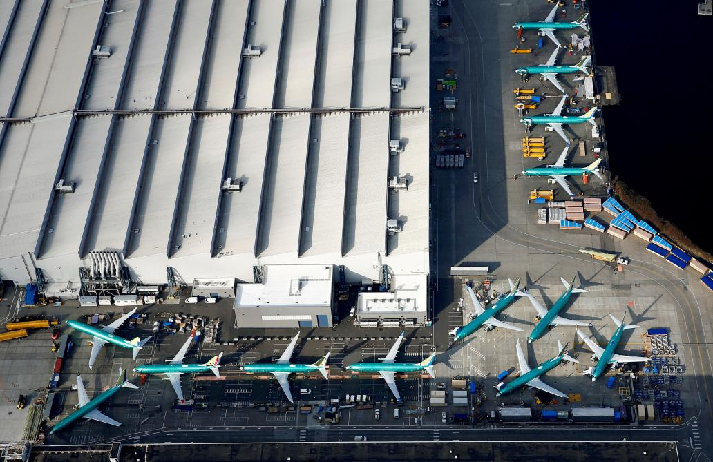 Un Boeing 737 MAX obligé d'atterrir à Vatry