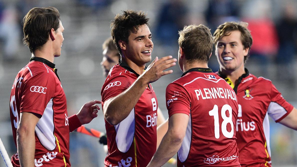 Hockey Pro League: les Red Lions face à l'Australie mercredi avant le Final Four