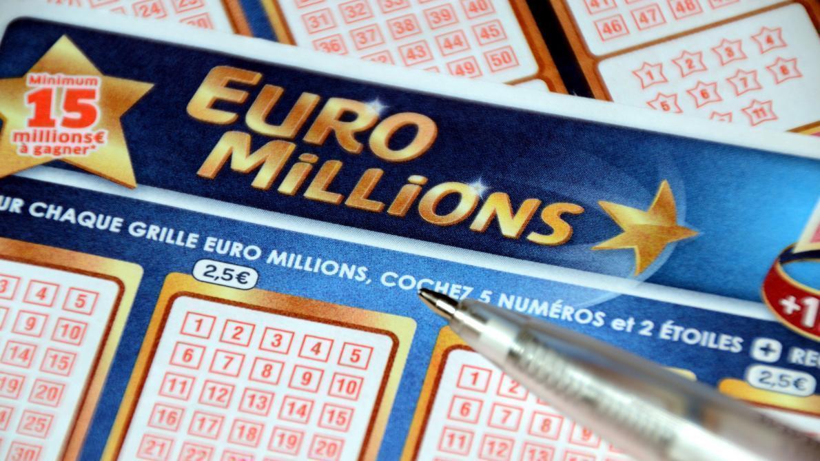 EuroMillions: un Belge gagnant au rang 2