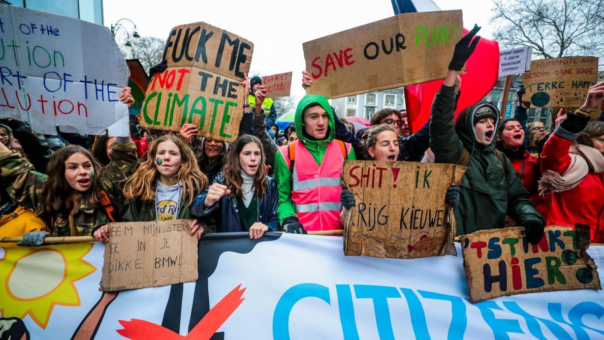 Jugement sévère de la Commission européenne sur le plan climat belge