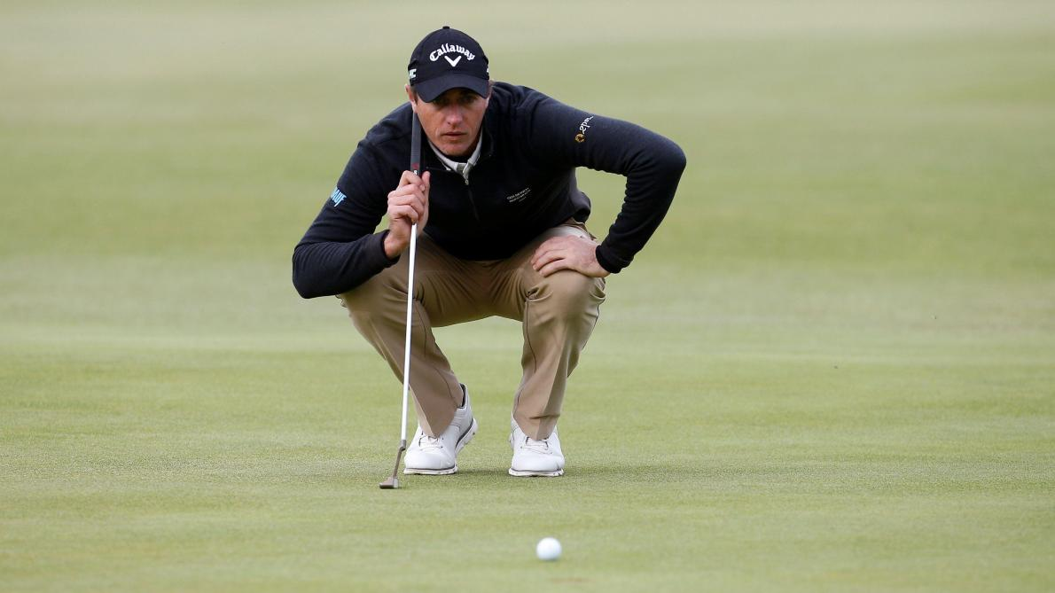 European tour: Nicolas Colsaerts débute l'Open de France en 6e position