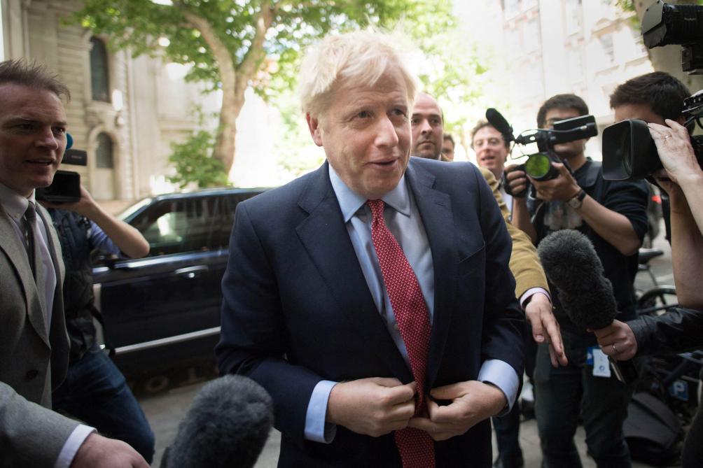 Boris Johnson sous pression pour s'expliquer sur sa scène de ménage