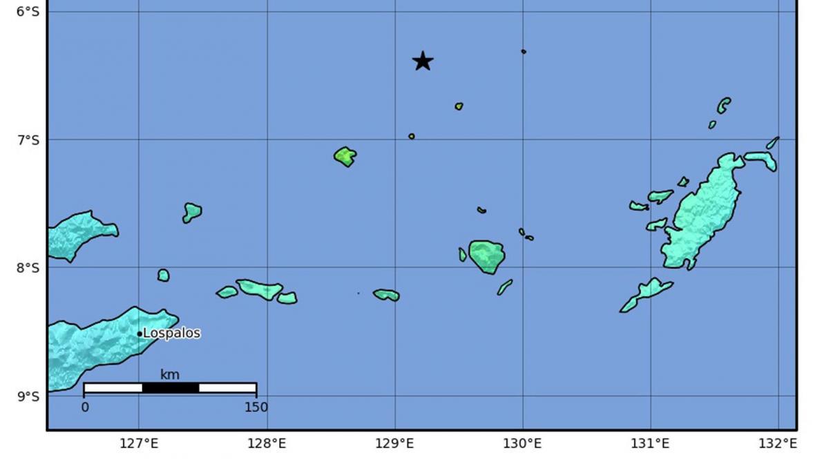 L'Indonésie frappée par un violent séisme de magnitude 7,3 ...