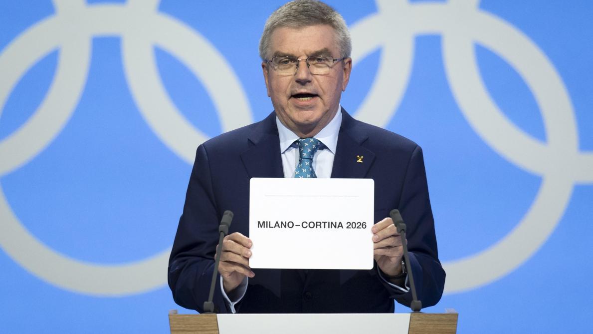 Les Jeux d'hiver 2026 auront lieu à Milan-Cortina