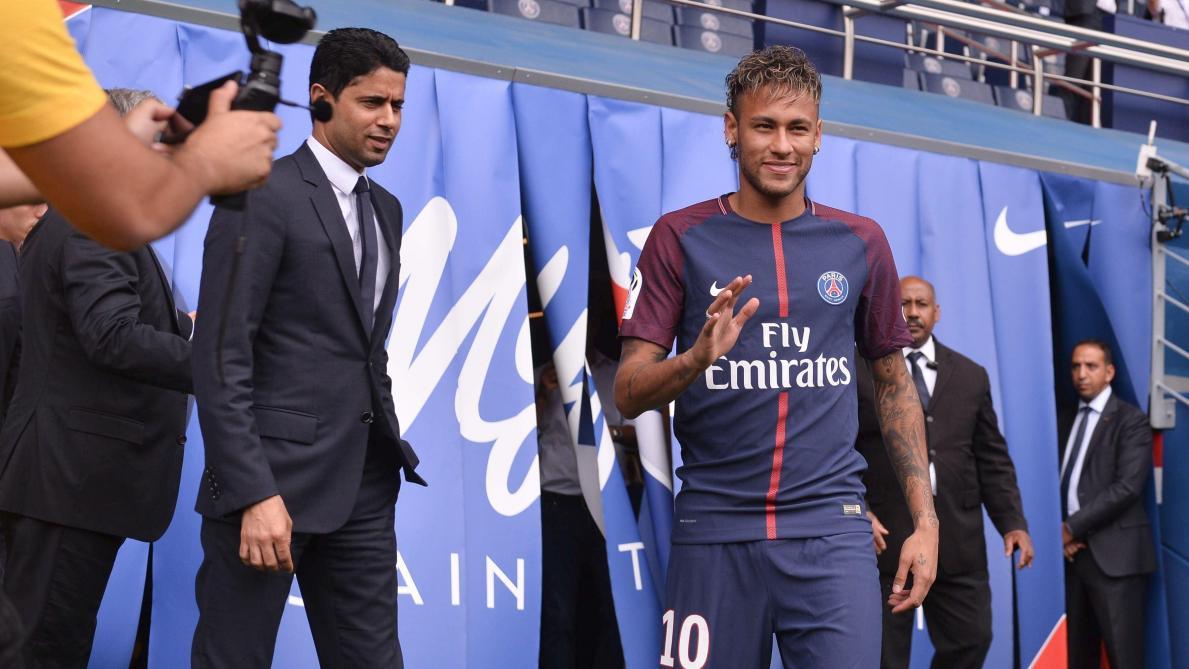 Mercato: Neymar, le feu de paille européen