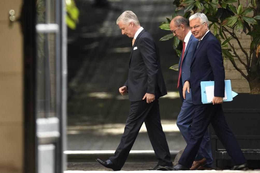 Coalition fédérale: la mission des informateurs devrait prendre fin la semaine prochaine
