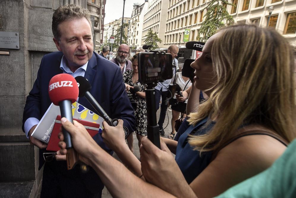 Coalition à Bruxelles : les formateurs bruxellois ont rencontré l'Open Vld dans un «climat constructif»