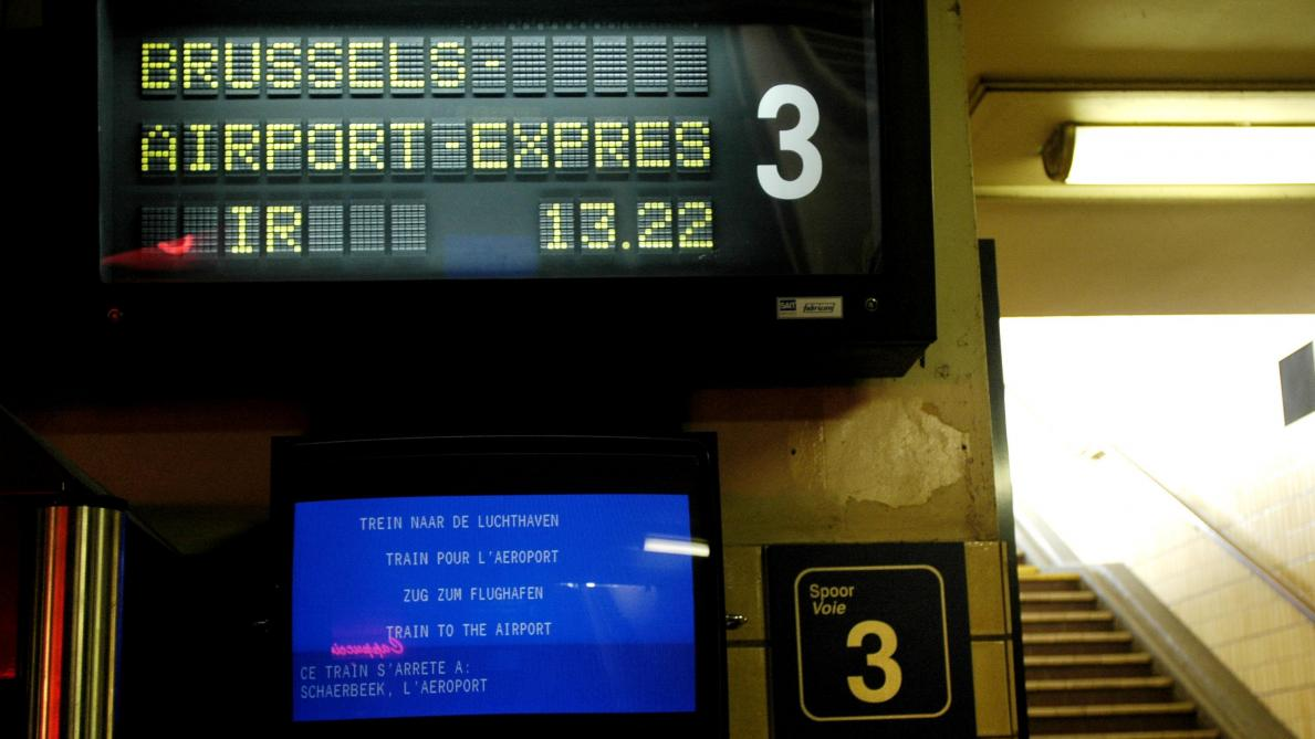 Un train direct entre Liège et Brussels Airport?