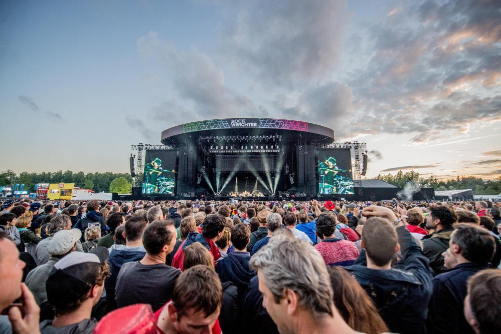 Le festival Rock Werchter presque sold out