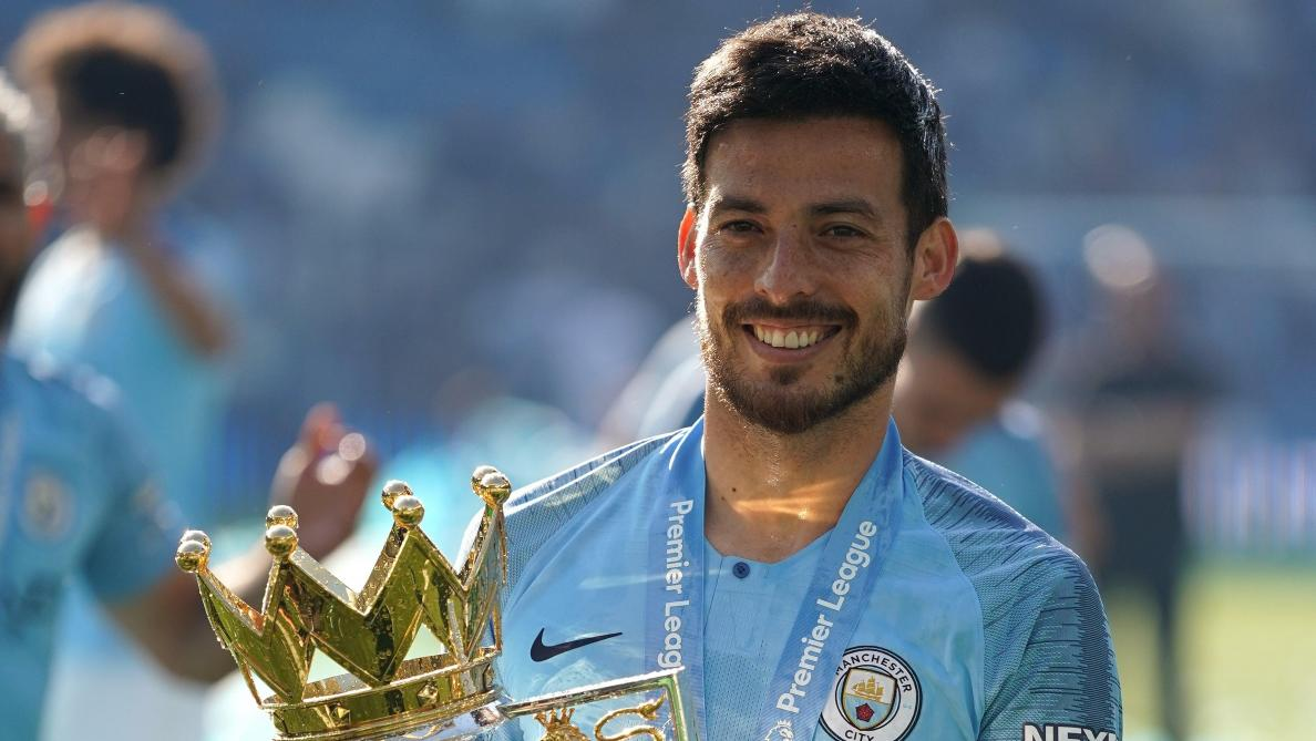 David Silva ne prolongera pas à Manchester City