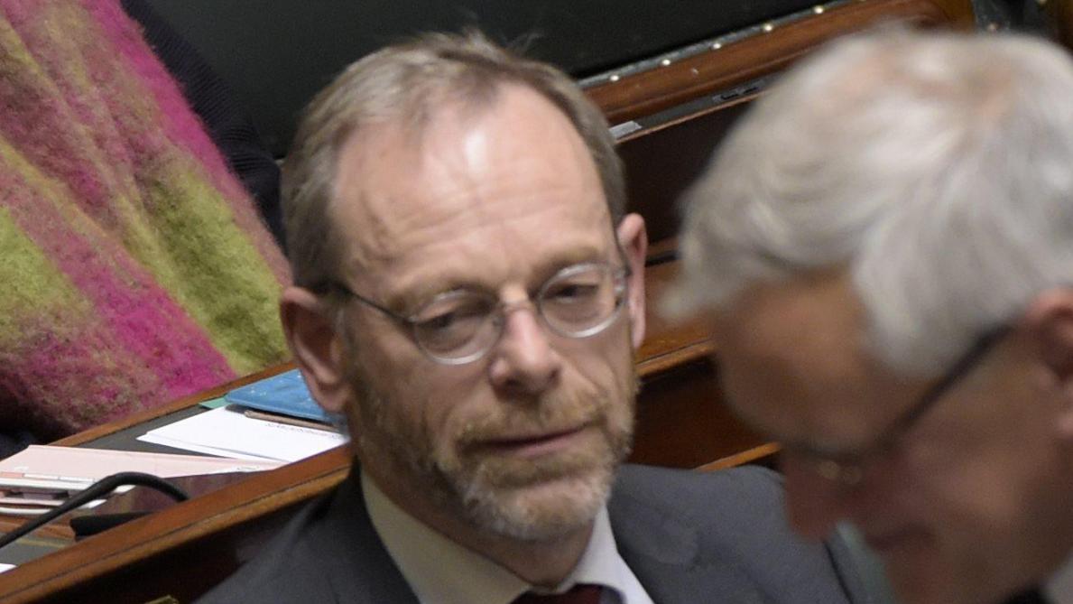 Peeter de Roover (N-VA): «Si le CD&V et le VLD ne veulent pas gouverner avec le Belang, ils doivent expliquer pourquoi»