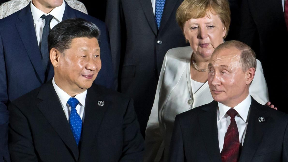 Les valeurs libérales sont obsolètes, dit Poutine