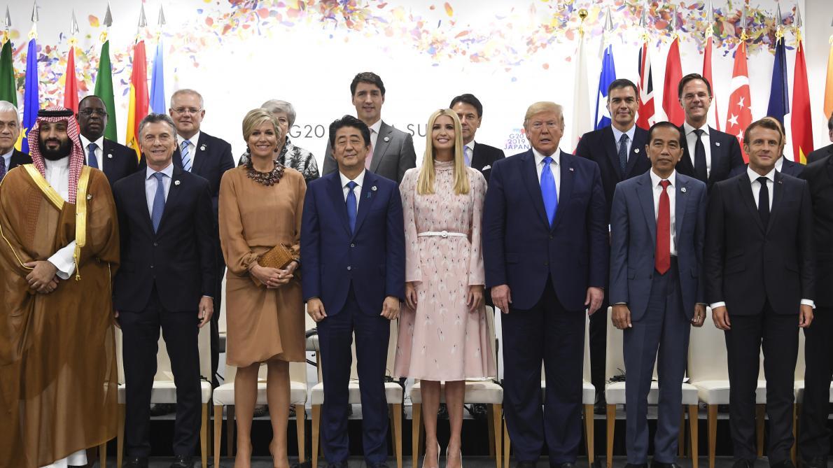 G20: accord sur le climat sans les Etats-Unis
