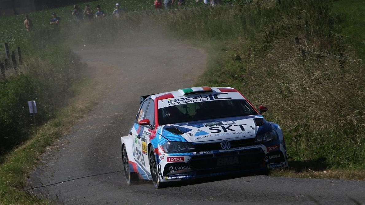 Rallye d'Ypres: Craig Breen emmène un trio de VW Polo sur le podium, Neuville en démonstration