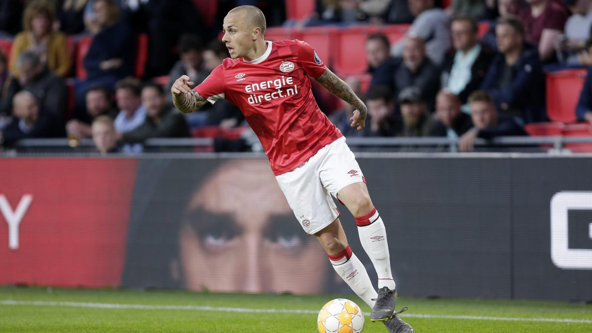 Premier League Manchester City rachète Angelino au PSV