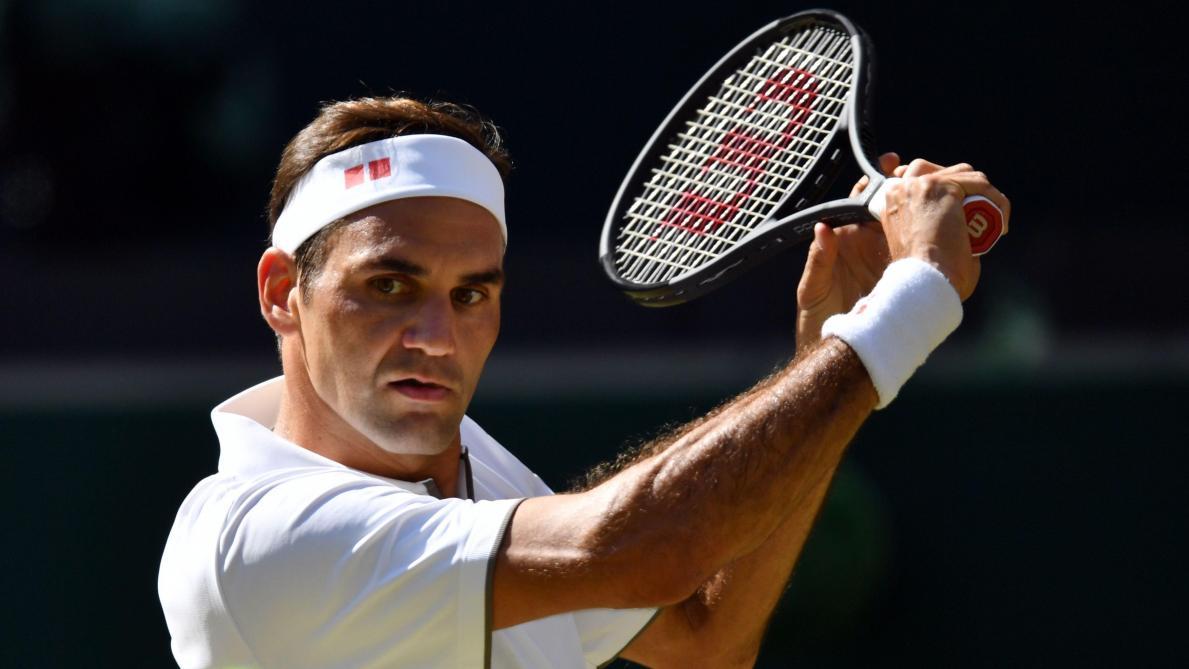 Federer maîtrise Clarke et retrouvera un Français au troisième tour — Wimbledon
