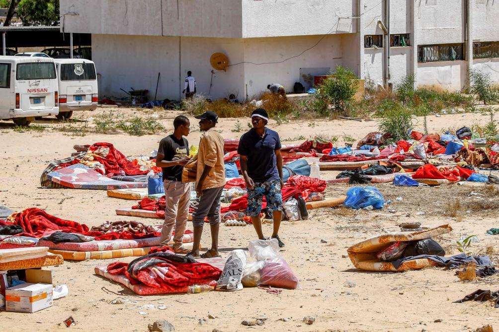Un navire débarque 41 migrants à Lampedusa, l'autre accoste à Malte — Méditerranée