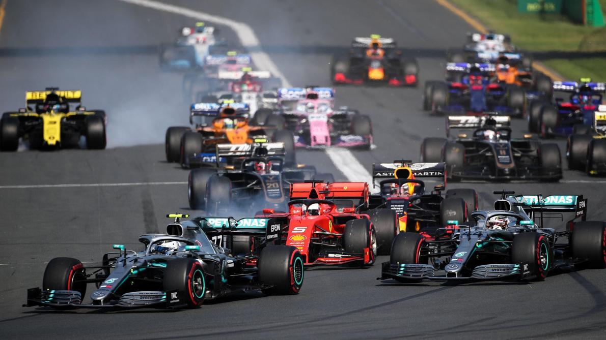 F1: le 70e championnat du monde débutera le 15 mars à Melbourne