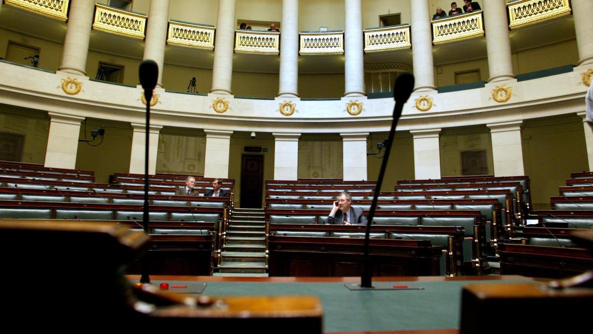 """Résultat de recherche d'images pour """"absenteisme deputes chambre des representants"""""""
