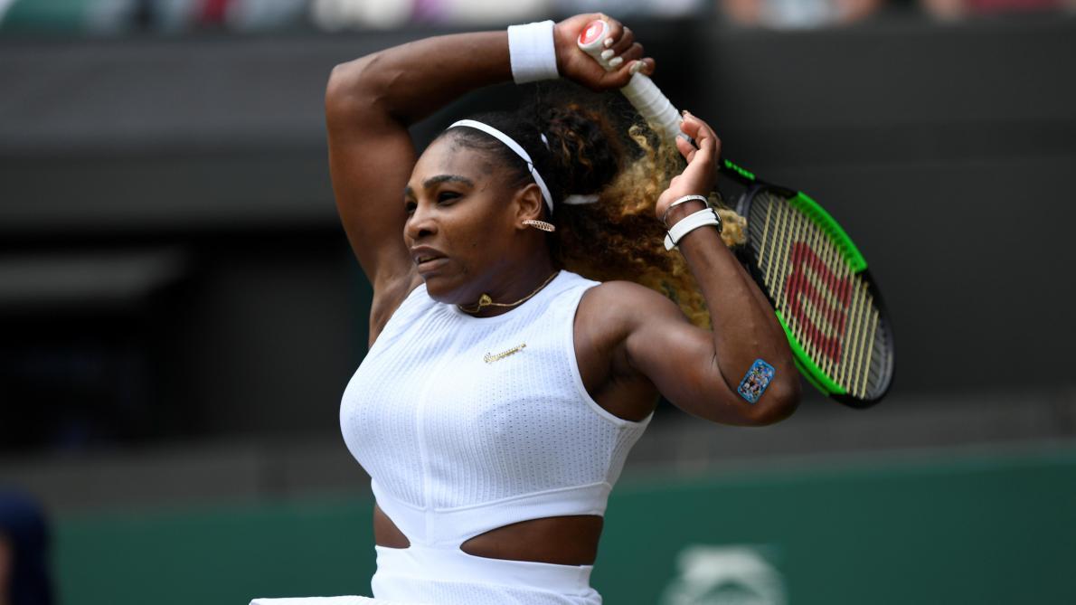 Wimbledon : Serena Williams et Simona Halep expéditives pour accéder à la finale