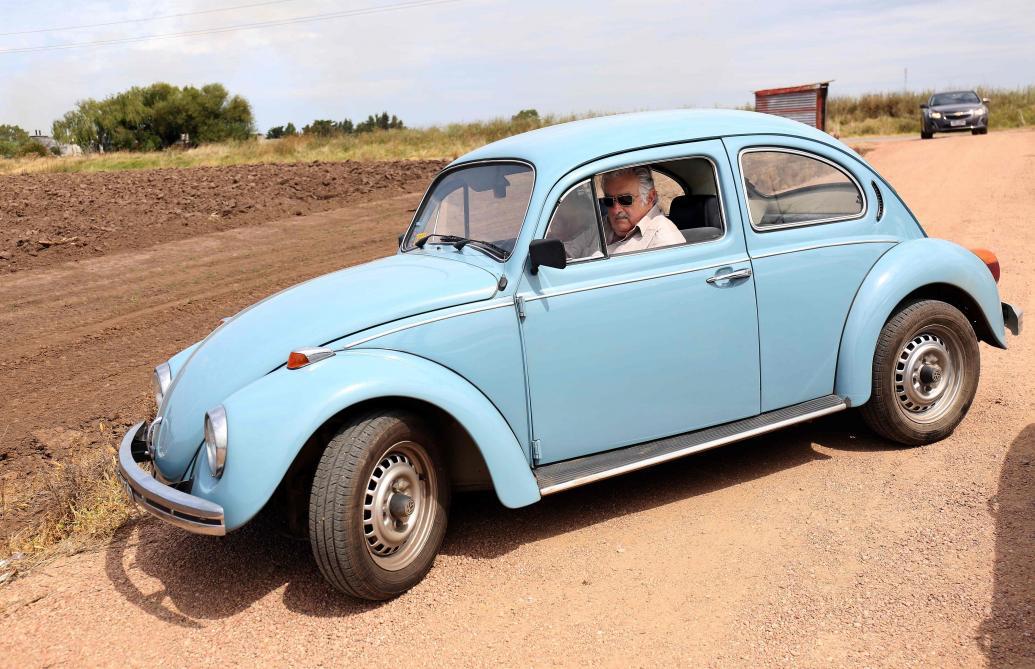 C'est la fin d'une époque : la dernière Volkswagen Coccinelle sort d'usine
