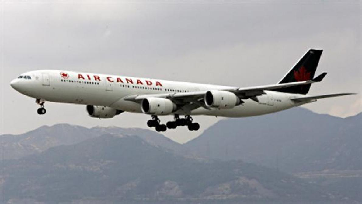 Turbulences: un avion Air Canada se pose en urgence à Hawaï