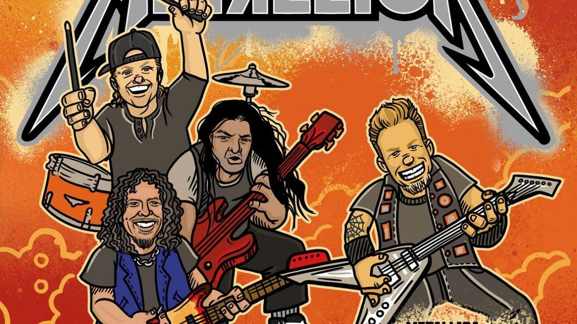Metallica pour les enfants