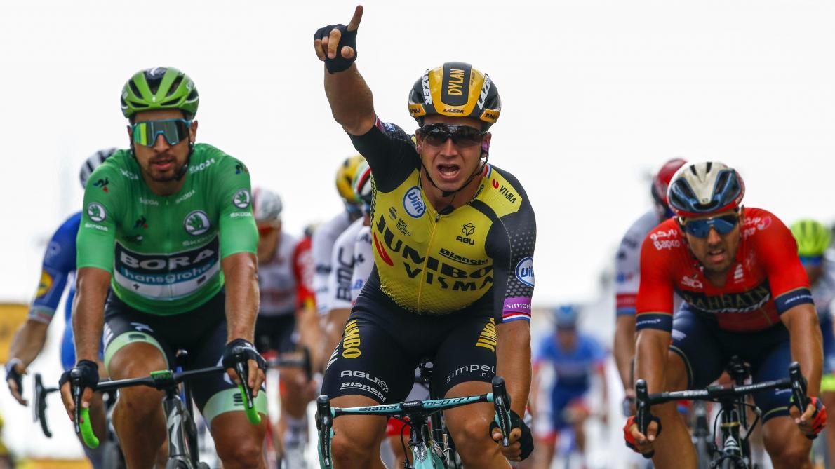 Groenewegen, la vitesse sans la précipitation — Tour de France
