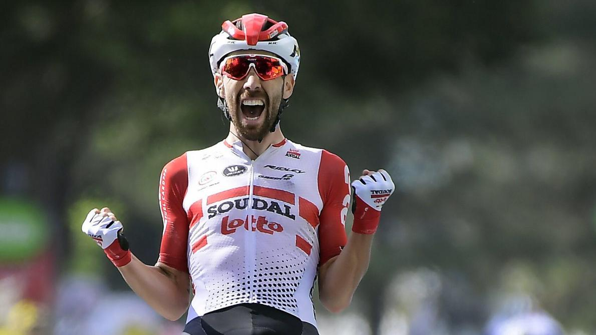 IMPEY en duel: TOUR de FRANCE