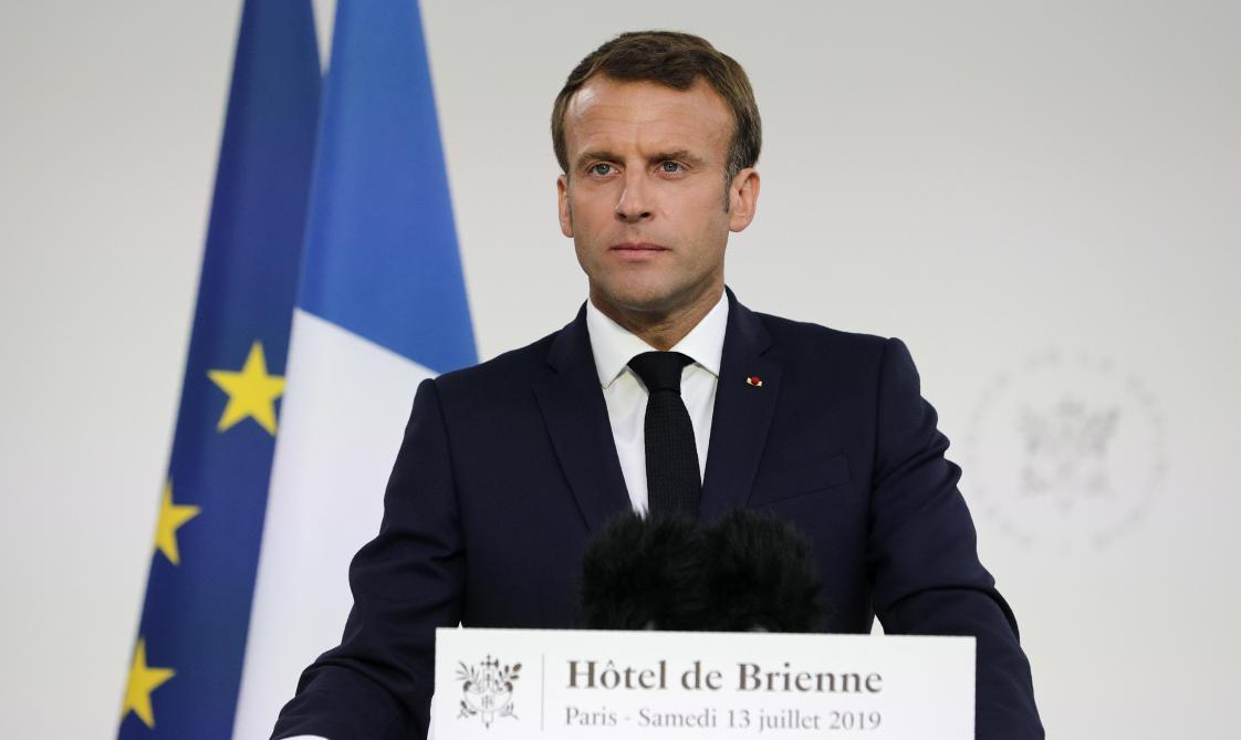 Macron annonce la création d'un commandement militaire de l'espace — France