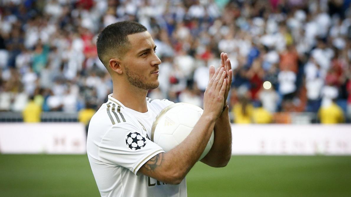 Real Madrid: Eden Hazard aurait enfin choisi son numéro