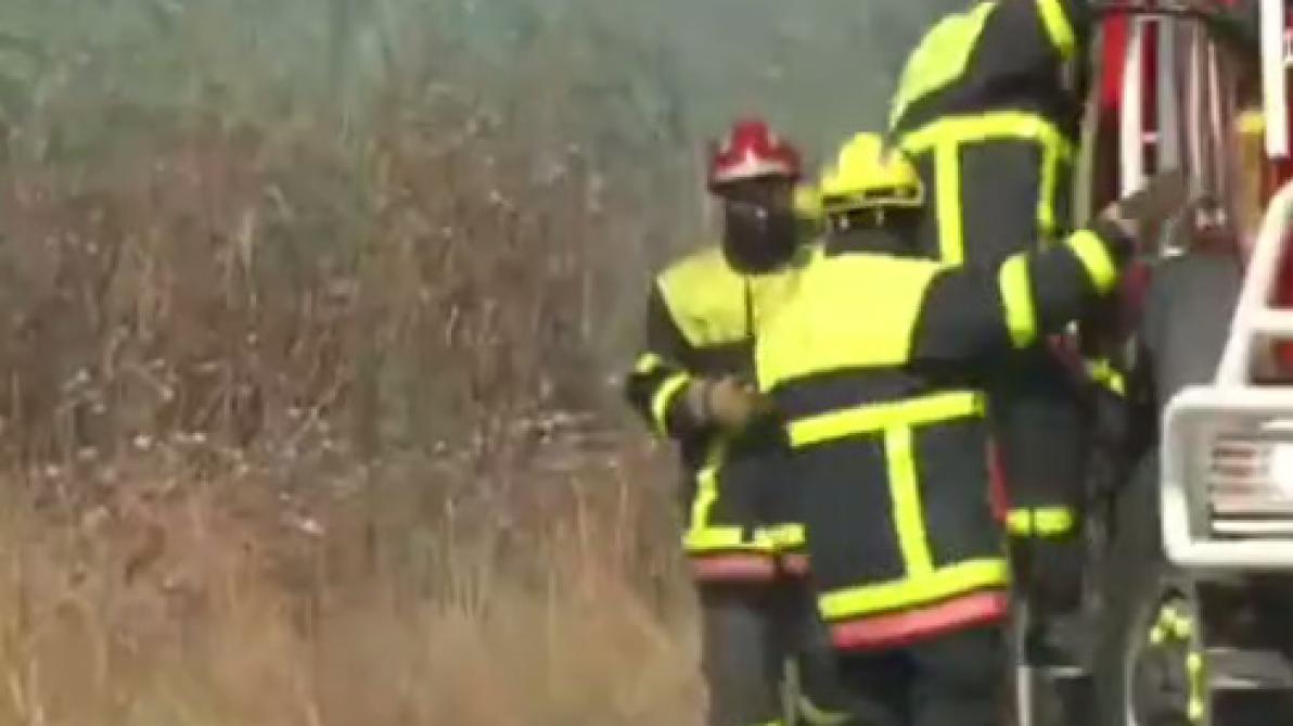 Incendies à Argelès-sur-Mer: plus de 2.500 vacanciers évacués (vidéos)