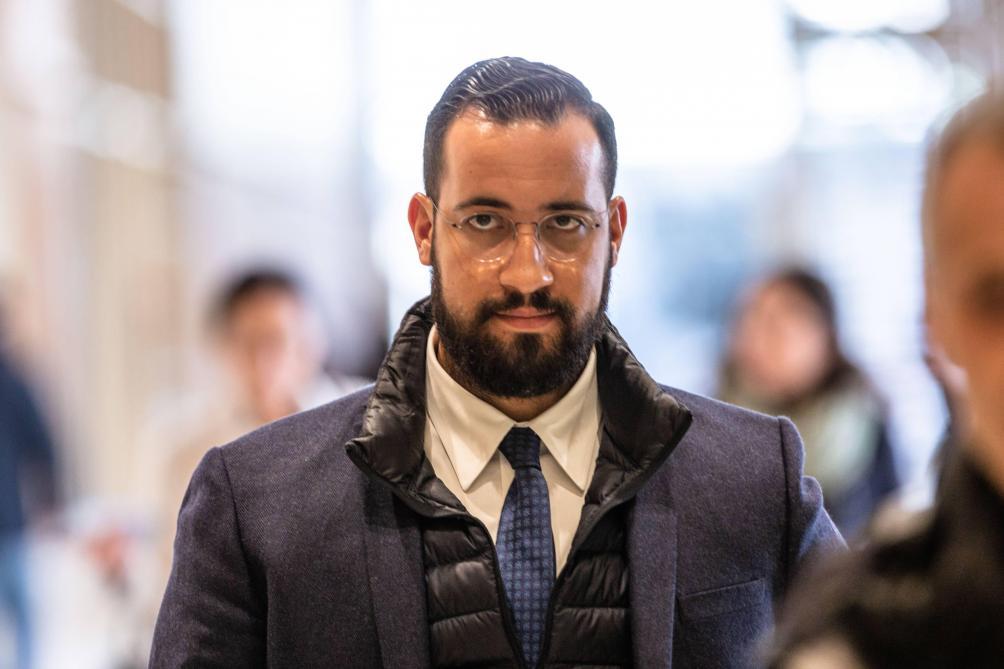 Alexandre Benalla accuse Mediapart de «manipulations»