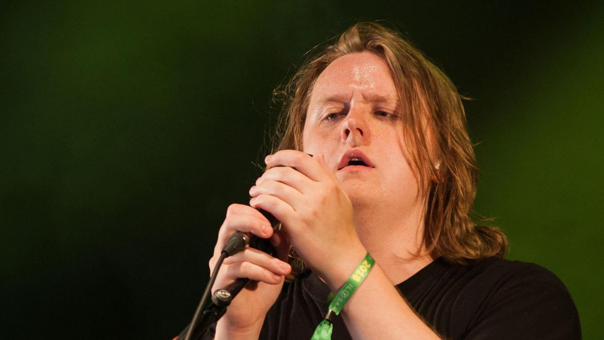 <span>Lewis Capaldi</span> Divinely Uninspired To A Hellish Extent